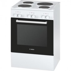 60CM FREESTANDING ELECTRIC COOKER (WHITE) HSA420120