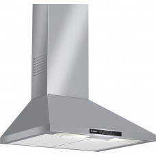 Chimney extractor hood DWW06W450B brushed steel