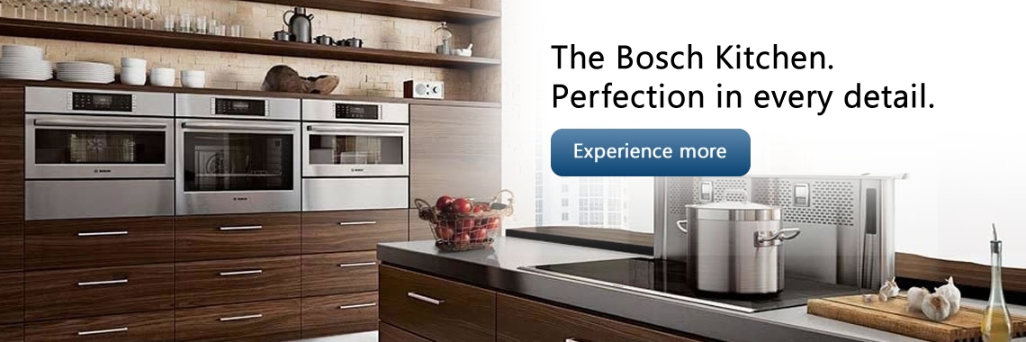 The Bosch kitchen